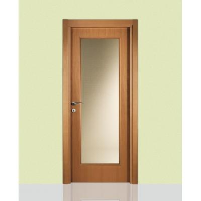 Porte interne in legno Leon 660 con vetro - Civico14 - Porte interne ...
