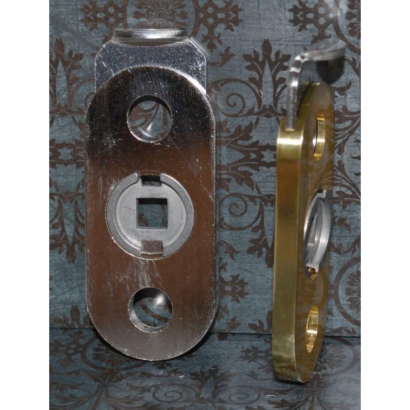 Blocca maniglia ovale anti intrusione per finestre e porte - Maniglie per porte e finestre ...