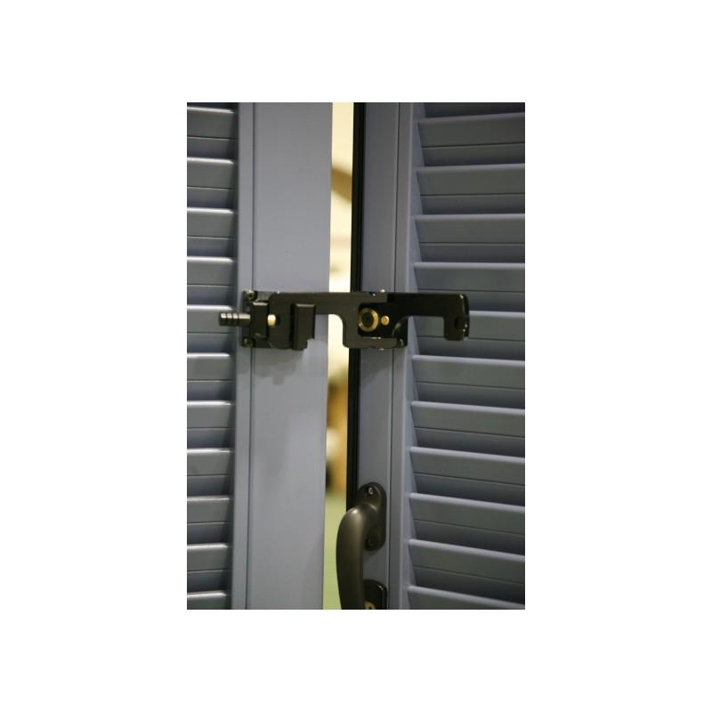 Superblock sbarra snodata antiscasso per scuri disec - Sbarra di sicurezza per porte ...
