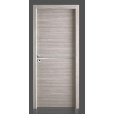 Le pi belle porte in laminato con inserto in alluminio da civico14 - Verniciare porte interne laminato ...