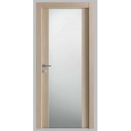 Porte interne in laminato vetro passante Simply VP vetro passante