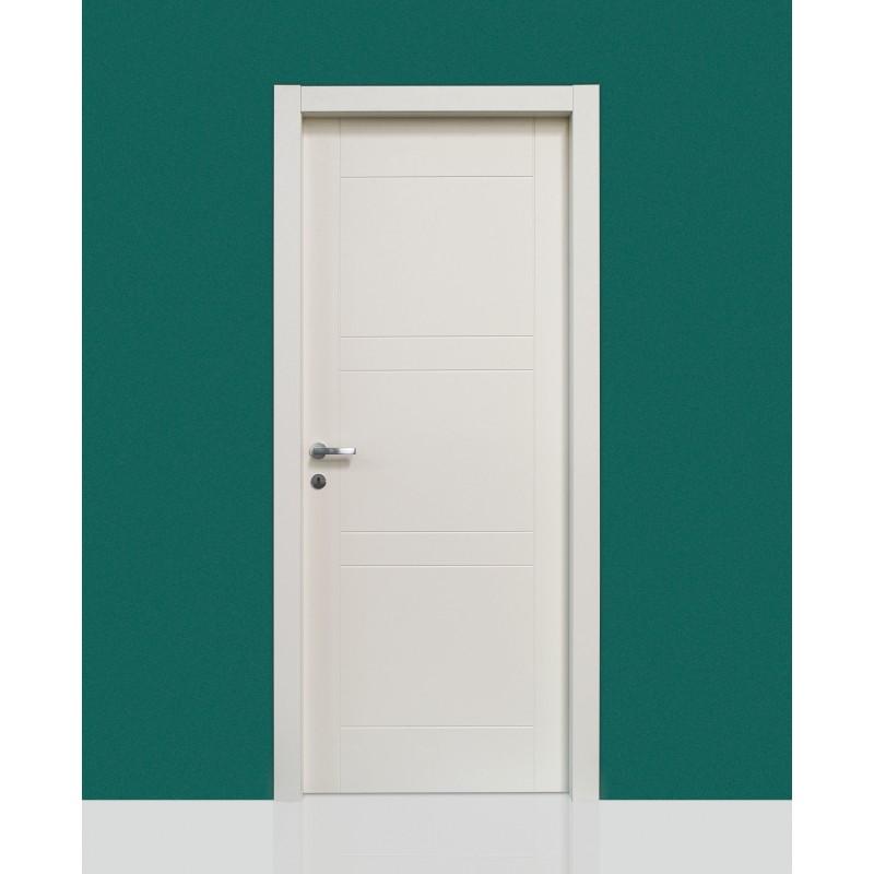 Porte interne lexa 213 laccate incisa civico14 porte - Porte laccate o laminate ...