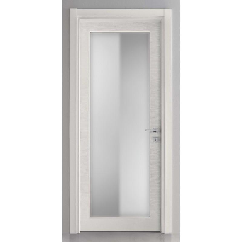 Porte interne in laminato a vetro simply pv predisposta - Laminato prezzi leroy merlin ...