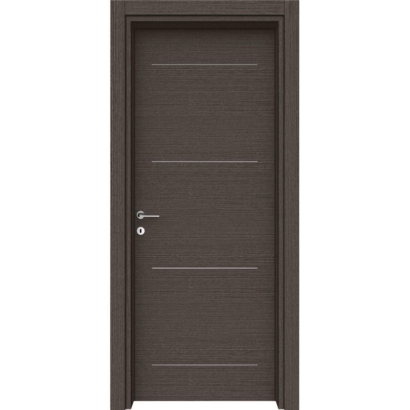 Porte Con Inserti In Alluminio : Porte interne che arredano la tua casa le