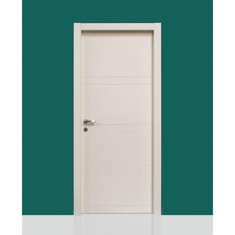 Porte interne Lexa 224 laccate incise - Civico14 - Porte ...