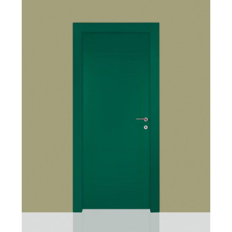 Porte interne Lexa 231 laccate incise - Civico14 - Porte ...