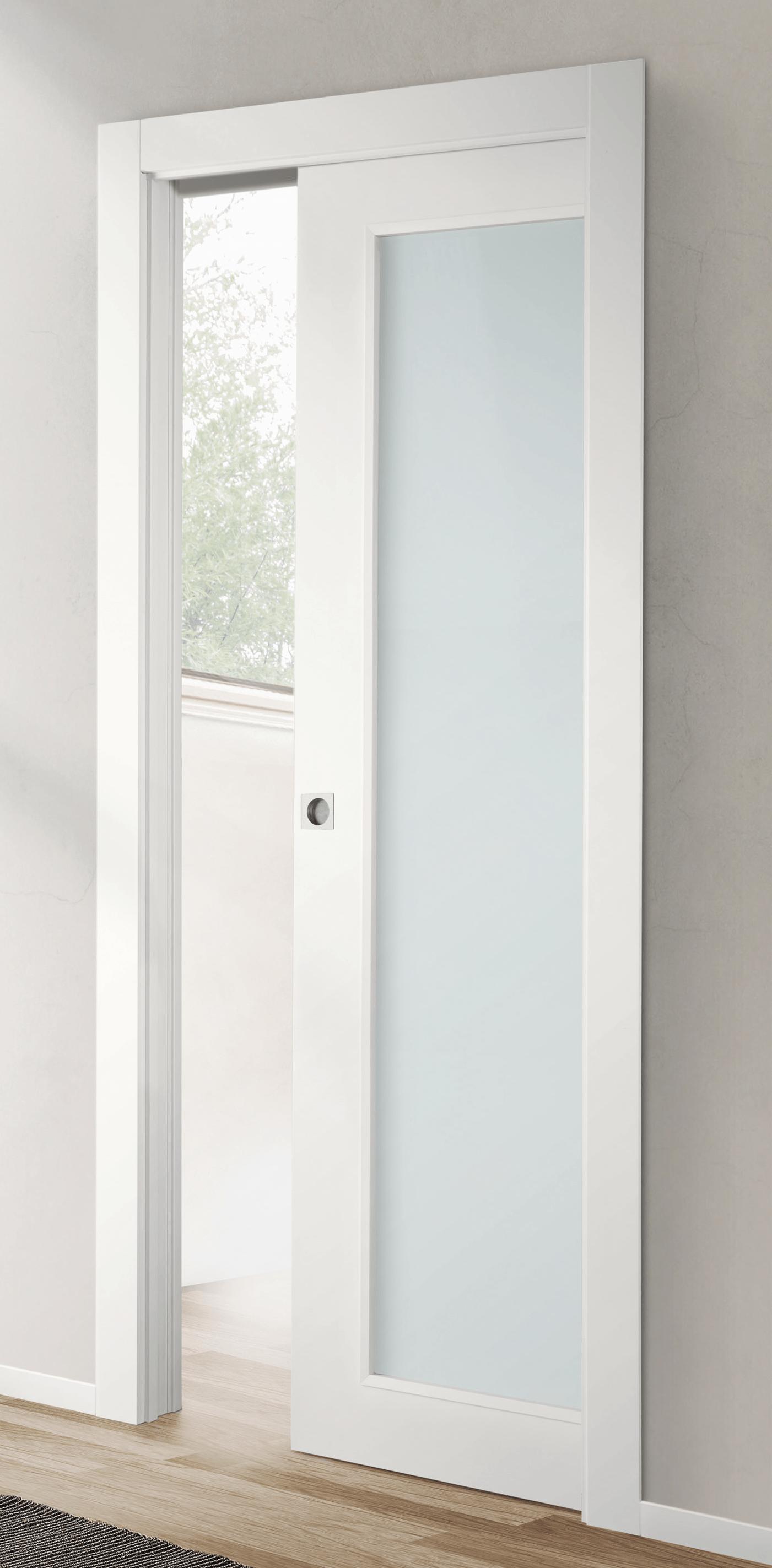 Porte laccate spazzolate Liberty - Civico14 - Porte interne e ...