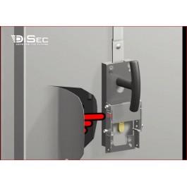 Protezione basculante sblocco interno PS0600 Disec