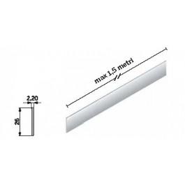Coppia profilo internedio adesivo Easy kit OML001