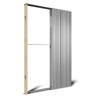 Cassonetti per porte scorrevoli base il cassonetto universale for Spranga universale per porte
