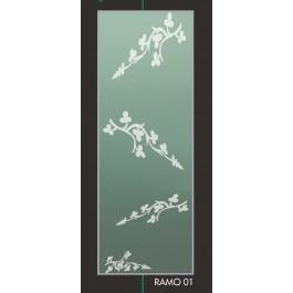 Vetro per porte interne RAM001