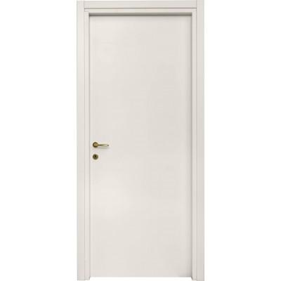 Porte interne Leon 610 liscia laccata bianca