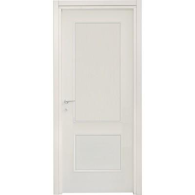 Porte interne Leon 620 liscia laccata bianca - Civico14 - Porte interne e  sicurezza casa
