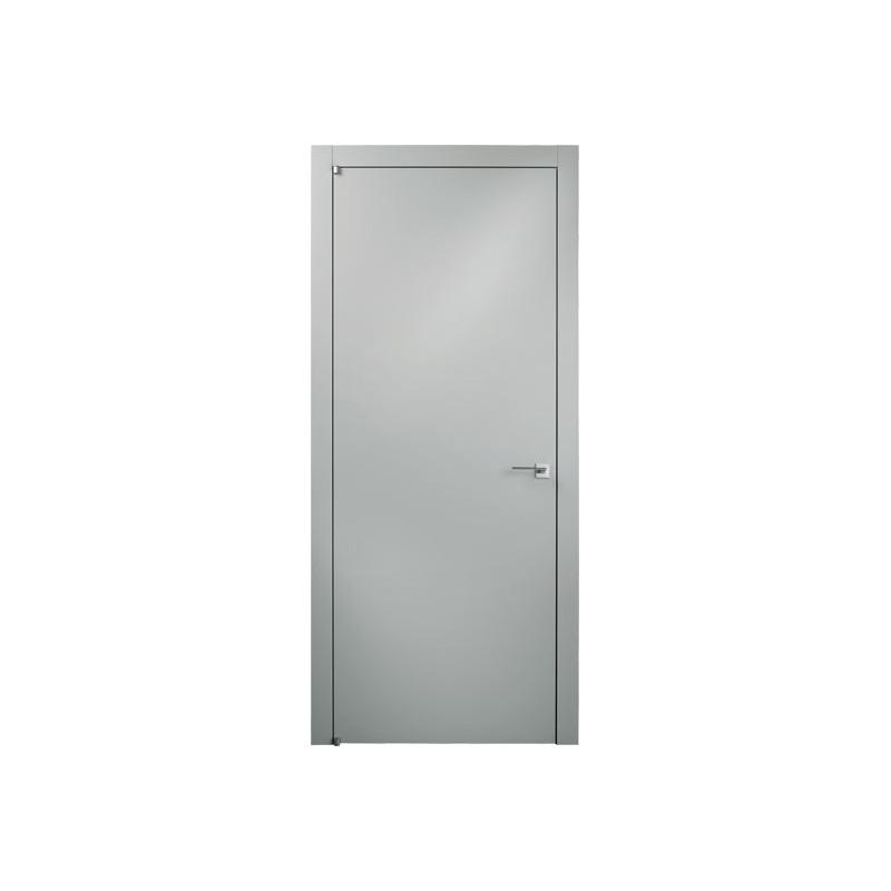 Porte interne emma soft grigio laccato vellutato - Porte interne rovere grigio ...