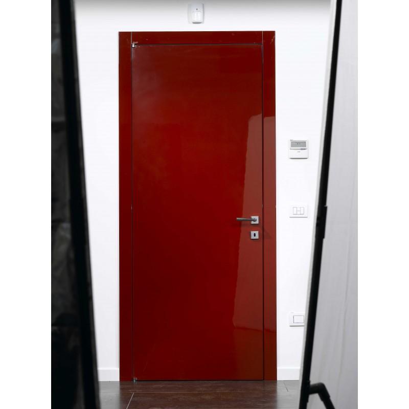 Porte interne emma laccato lucido a specchio civico14 porte interne e sicurezza casa - Finestre a specchio ...