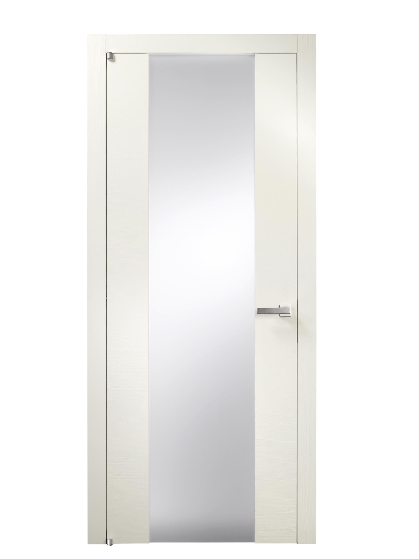 Porte Interne Laminato Matrix Vesta Glass Con Vetro Civico14