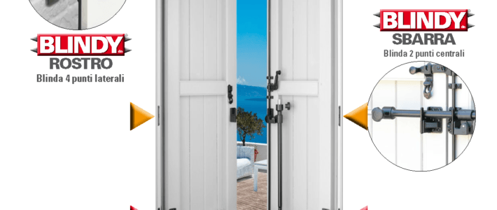 Sicurezza casa civico14 - Barre antintrusione per porte di casa ...