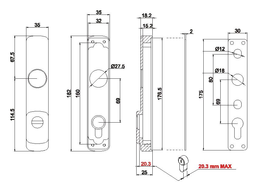 lg80 schema tecnico