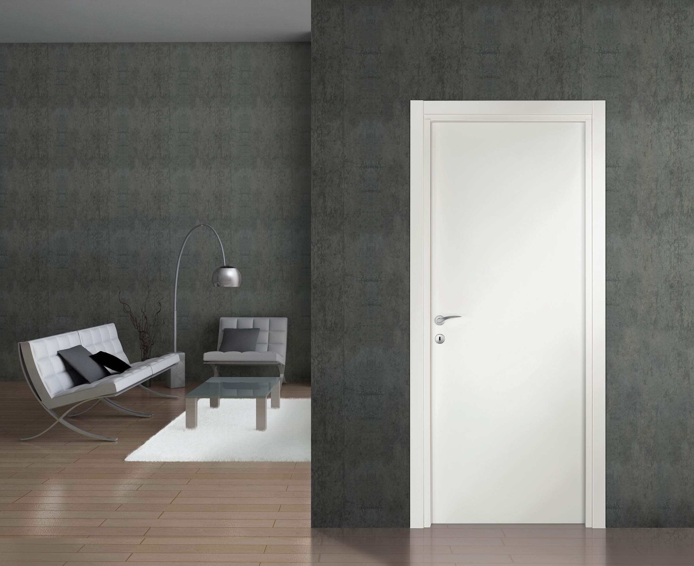 Verniciare Porte Interne Bianche porte interne | civico14